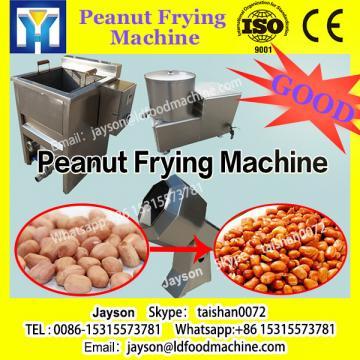 Stainless Steel Coal Heating Groundnut Onion Namkeen Frying Machine