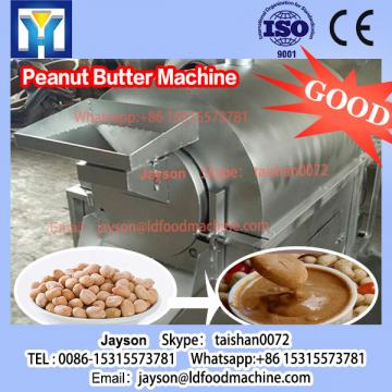 100kg/h peanut butter production line/peanut sheller+peanut roaster+ peanut grinder machine