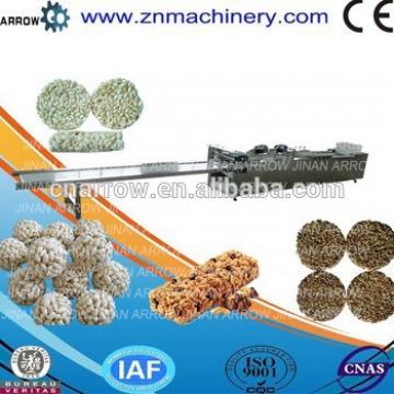 China Granola cereal Bar Making Machine