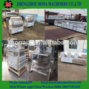 High output puffed cereal bar forming machine,multifunctional cereal bar Cutting Machine,Rice ball sugar production line