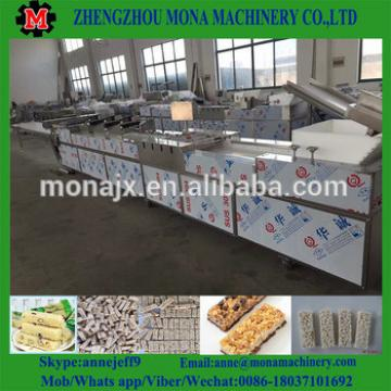 Automatic Sesame Bar Cutting Line/peanut Bar Production Line/cereal Bar Making Machinery