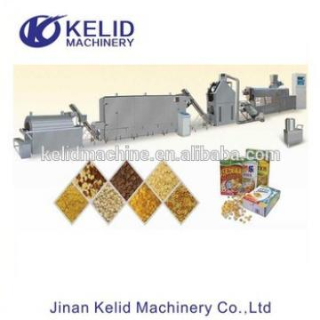 new condition small scale corn flakes machinery