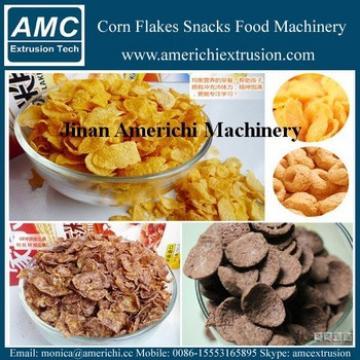 150kg/h mini corn flakes making machine/production line