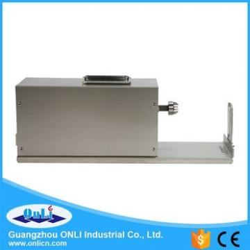 Commercial 40W automatic potato chips spiral cutter machine