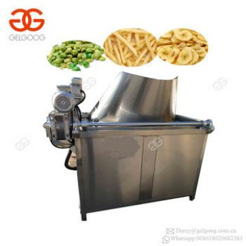 Snack Automatic Donut Gas Electric Plantain Potato Chips Donuts Frying Onion Making Chin-Chin Fryer Machine
