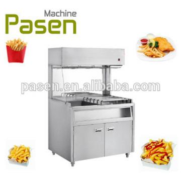 Manufacturer fresh potato chips making machine / chips worker for sale