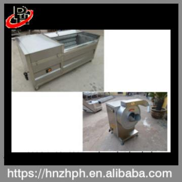 Small scale industrial automatic potato chips making machine