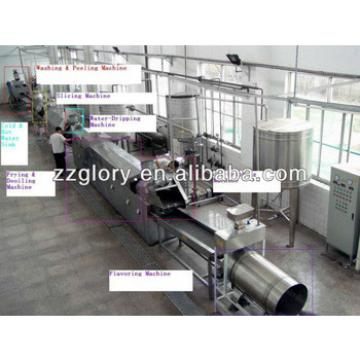 With Overtemperature System Automatic Potato Chips Making Machines