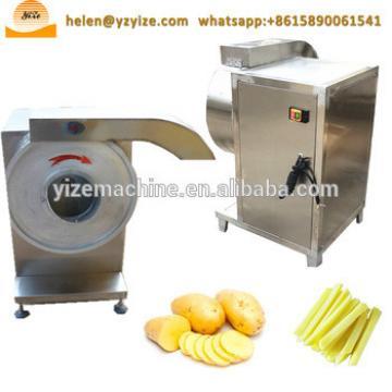 Electric sweet potato chip slicer / cutting / making machine