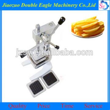 Vertical manual small potato chips machine/potato chips cutting machine