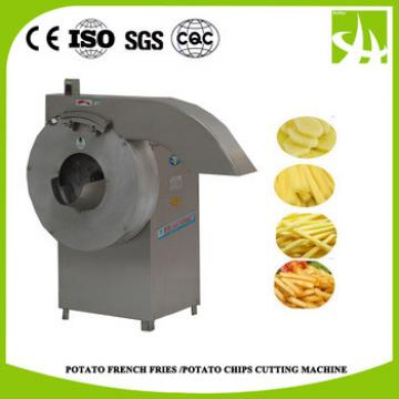 Good quality potato chips cutting machine manufactured in Shandong