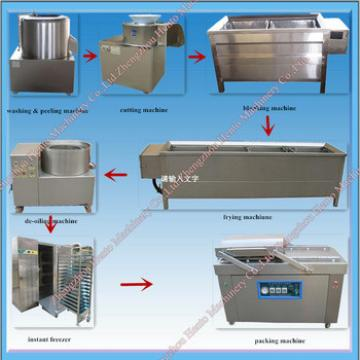 Christmas Day Potato French Fries Making Machine With Cheap Price