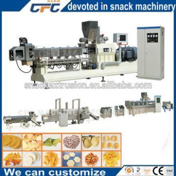 automatic Indian potato chips making machine
