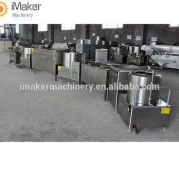 different capacity french fries making line potato french fries machine for sale