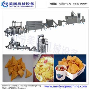 high quality 100-500kg/h tortilla corn chips making machine