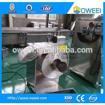 Frying machine/ potato chips making equipment
