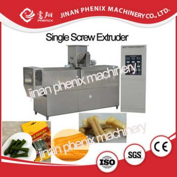 dog chewing pet food single screw extruder making machine