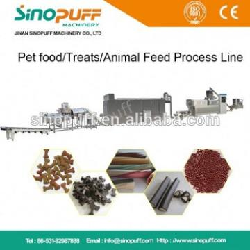 Poultry Feeds Plant Mill/Multi-Functional Pet Food Assembly Line