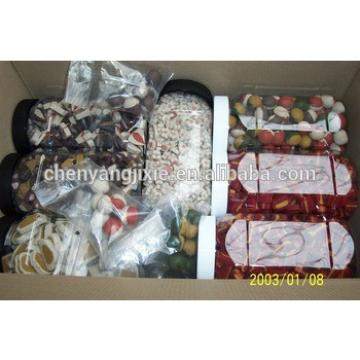 automatic pet chews food processing line/dog food manufacture