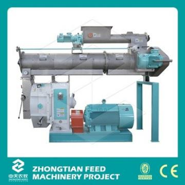 Full Automatic animal feed machine / poultry feed mill with CE