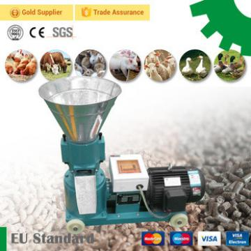 GEMCO factory price small manual poultry animal feed pellet mill machine