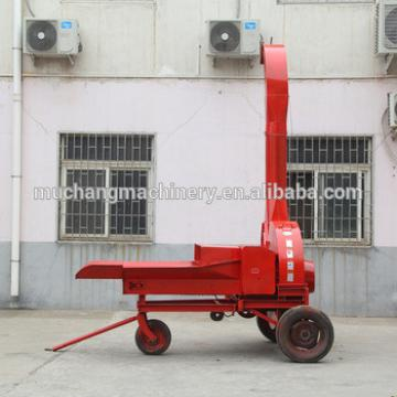 Animal feed straw chopping machine