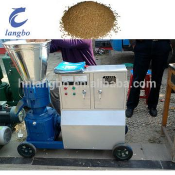 Electric small animal feed processing machine animal feed pellet machine/feed pellet mill