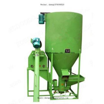 Poultry Feed Mixing Machine/Animal Feed Mixer and Grinder for sale MG-GM1000