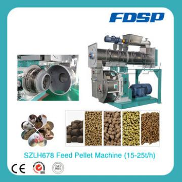 Professional Power Animal Feed Pellet Machine Price With CE