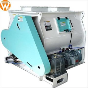 Henan supplier Animal horse fodder feed mixing machine for sale