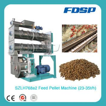 CE Approved Animal Feed Pellet Making Machine from FDSP