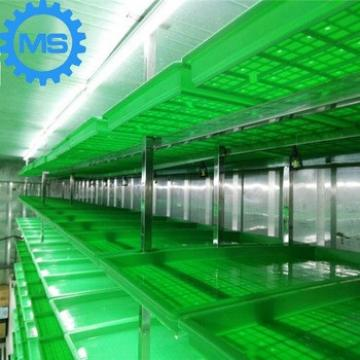 Fully automatic hydroponic animal feed pellet machine
