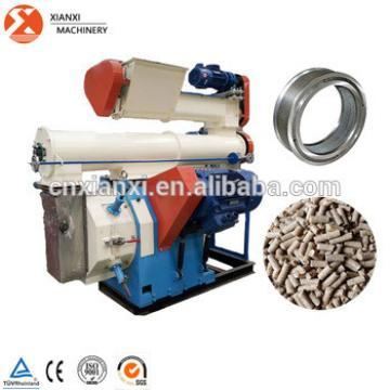 2017 hot sale CE approved Ring die Animal sheep feed pellet machine/cattle feed pellet machine