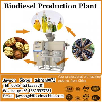 2017 new high energy cheap price biodiesel production process