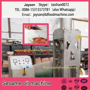 New product sesame oil making machine