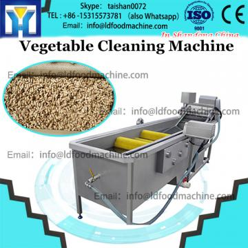 Potato carrot high pressure washing and peeling machine with brush