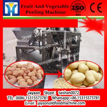Customized Big Output Automatic Brush carrot cleaning and peeling machine