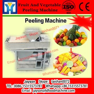 Factory supply SUS304 potato cleaning and peeling machine with low price