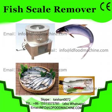 Automatic fish scale remove machine, commercial fish scale machine, fish processing machine