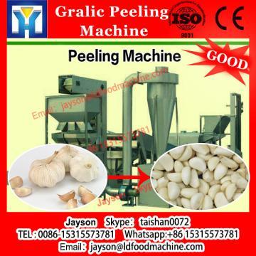 most popular garlic skin peeling stainless steel food processing machinery