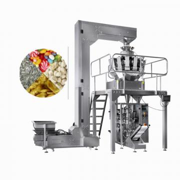 Automatic  Weighing  Machine for Salt with 4 Head Linear Weigher