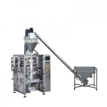Vertical Frozen Food Vegetable Pouch Weighing Filling Packing Machine