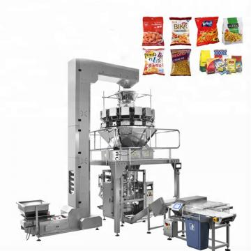 Auto Weighing Heat Sealing Wood Pellet Bagging Machine Animal Feed Pellet Packing Machine