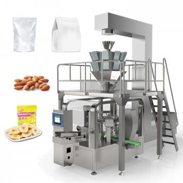 4 Linear Weigher Coffee Bean/Nuts/Granular Packing Machine