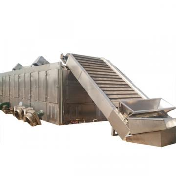 Continuous Drying Hot Air Mesh Belt Dryer for Coal, Coke Briquettes