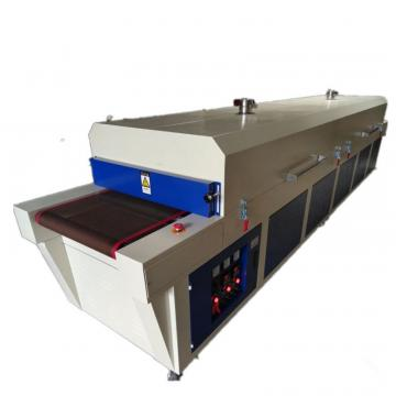 Automatic Drying Hot Air Force Circulation Infrared Conveyor Oven