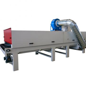 IR Conveyor Drying Tunnelor IR Dryer Machine for Sawdust Clips