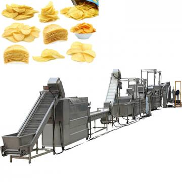 Potato Making Machine Crisp Making Machine Hot Sale Potato Processing Equipment Manual Semi-automatic Crisps Making Machine