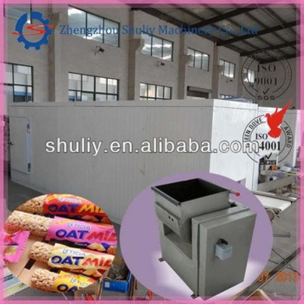 New design oatmeal chocolate breakfast cereal corn flakes machine(0086-13837171981)