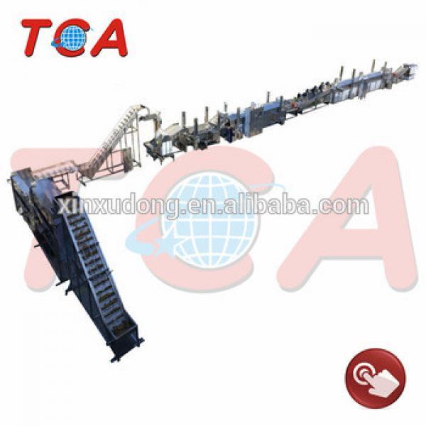 TCA Potato Chips Machinery Chips making machine Best Seller in China